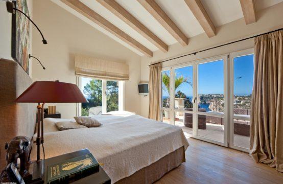 Port Andratx: Traumhafte Villa mit Pool und grossartigem Meerblick zu verkaufen
