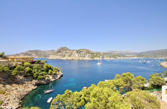 Mallorca zu verkaufen: großzügiges Penthouse im Hafen von Puerto de Andratx