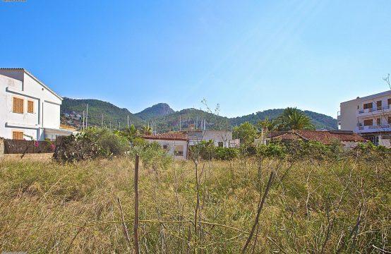Mallorca zu verkaufen: Baugrundstück im Hafen von Port Andratx mit Hafenblick