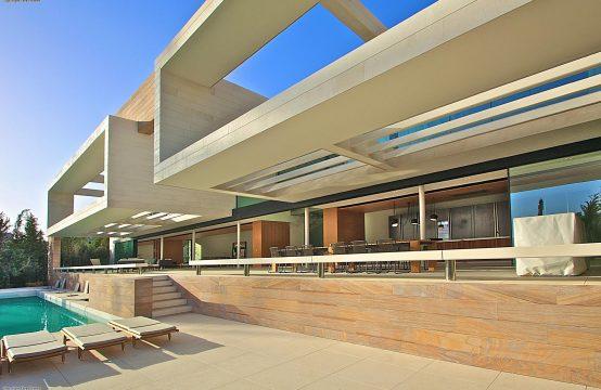 Mallorca Port Andratx: Zeitgemäße Luxus Villa in Monport