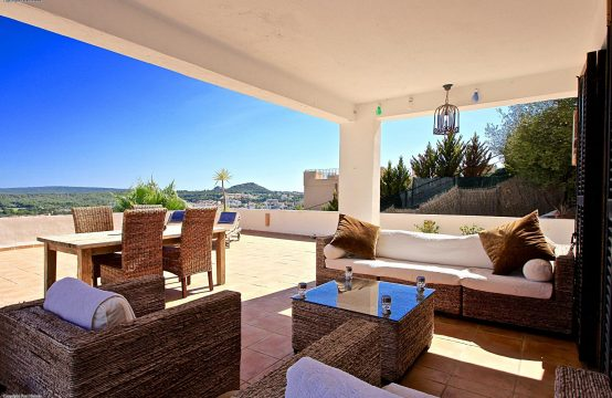 Santa Ponsa: Grand appartement familial à vendre avec de superbes vues panoramiques