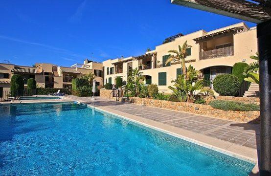 Andratx Mallorca: Modernes Apartment in mediterraner Anlage zu verkaufen