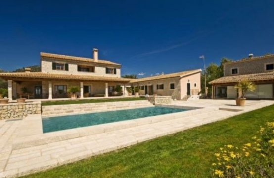 Binissalem: Finca in wine region of Mallorca for sale with 10 bedrooms