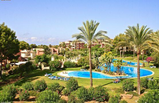 Nova Santa Ponsa: Appartement de luxe avec vue mer dans une résidence de golf