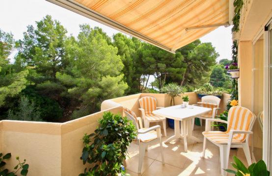 Calvia: Apartment direkt am Strand von Cala Vinyas