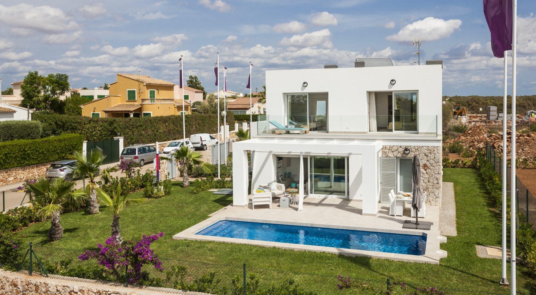 Campos Sa Rapita New Build Houses