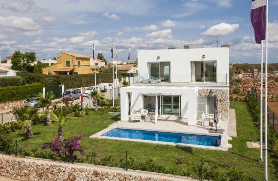 Sa Rapita: Neubau Villen in der Nähe zum Es Trenc Strand zu verkaufen