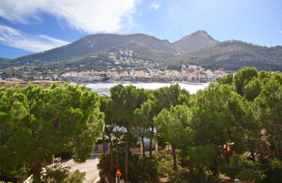 Port Andratx: Ideales Ferien-Apartment mit großer Terrasse und fantastischem Blick über den Hafen zu verkaufen