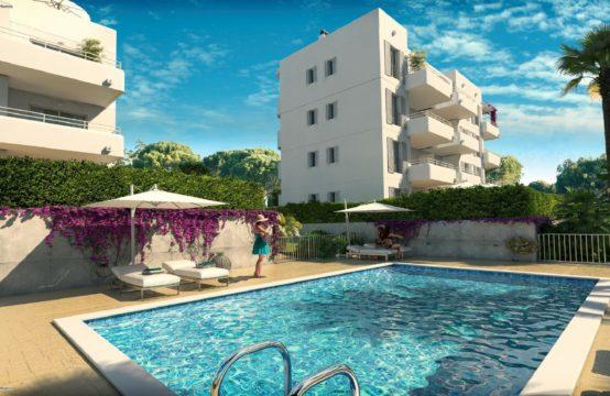 Cala D'Or: modernos apartamentos de nueva construcción con fantásticas vistas sobre el puerto en venta
