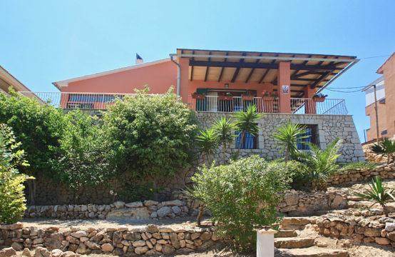 Santa Ponsa: Villa im Zentreum nur wenige Meter vom Strand entfernt