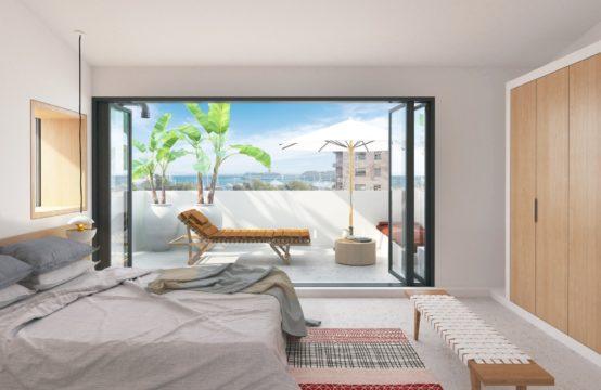 Palma: Schönes Stadthaus zum Erstbezug nach Kernsanierung im Trendviertel Santa Catalina zu verkaufen