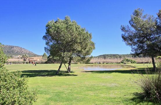 Santa Ponsa: grosses Investment- Grundstück am Golfplatz