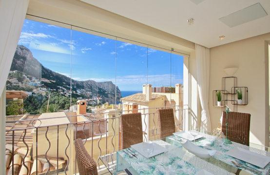 Puerto Andratx en venta: apartamento con jardín de 3 dormitorios en complejo de lujo