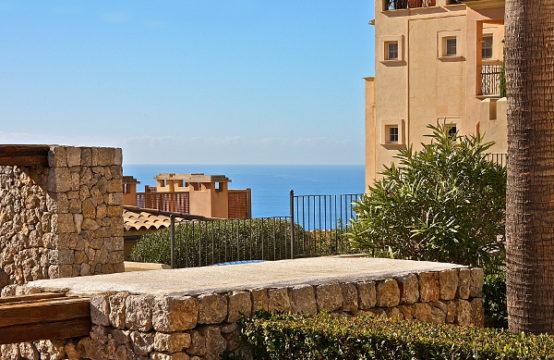Port Andratx Apartment for rent: exclusive 1 bedroom apartment in Cala Llamp