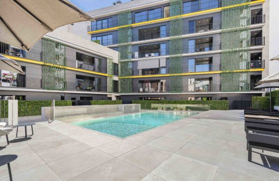 Palma de Mallorca: Herrliche Neubau- Penthouse im Zentrum von Palma zu verkaufen