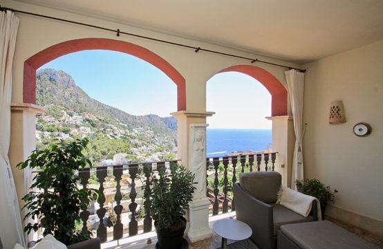 Port Andratx Penthouse zu verkaufen: Mediterranes 2 Schlafzimmer Penthouse mit großer Dachterrasse