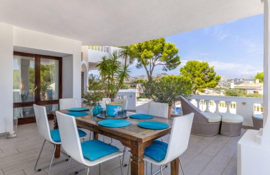Port Andratx: Apartment mit großer Terrasse in begehrter Lage zu verkaufen