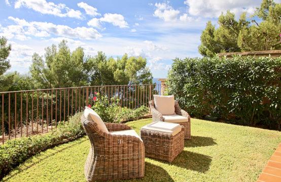 Ce magnifique appartement fait partie d'une des communautés exclusives de Majorque.