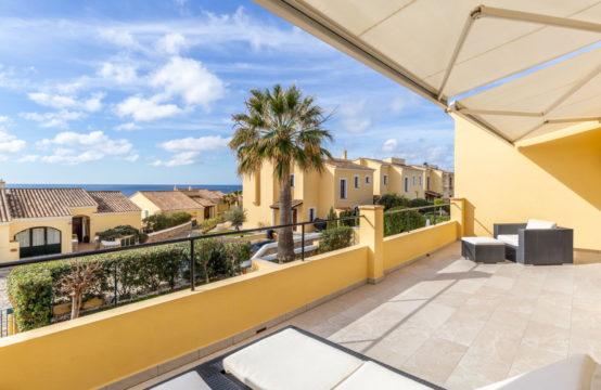 Belle maison jumelée dans résidence de charme – Nova Santa Ponsa