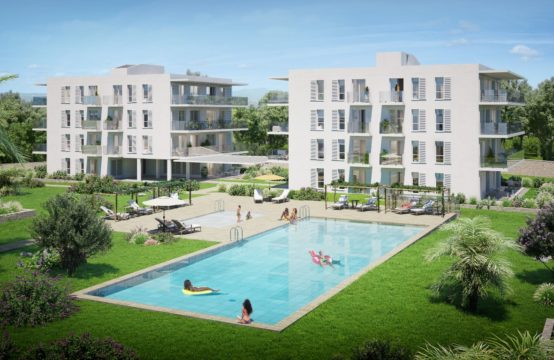 Cala D'Or: Modern new build apartments in walking distance to the port for sale