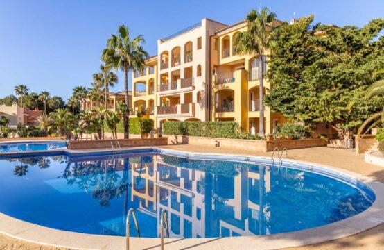 Nova Santa Ponsa: Penthouse in kleiner Anlage in der Nähe von Port Adriano zu verkaufen