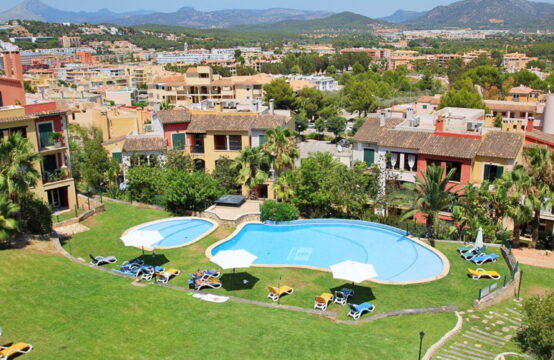 Nova Santa Ponsa: 2- and 3-bedroom apartments between beach and golf for sale